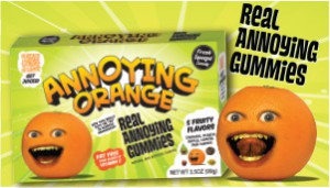 Real Annoying Orange Treats